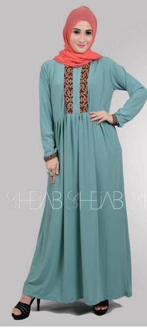 Gamis Fashion Zanna 3 In 1 Baru Busana Baju Muslim Wanita Murah trend fashion model baju muslim terkini 2015