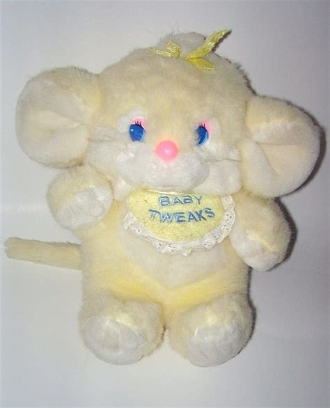 What Does Target Look For In A Background Check Baby Tweaks Yellow Mouse Plush Stuffed Animal From Target Bib Vintage Other