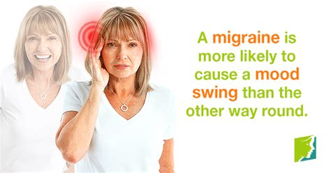mood swings and headaches are migraines a side effect of mood swings