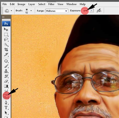 tutorial smudge painting bahasa indonesia teknik smudge painting manual dengan photoshop tutorial