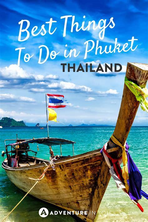 phuket ultimate list