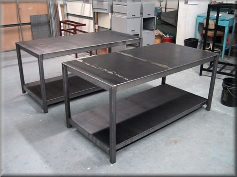stainless steel shop desk rdm workbench a 109phd heavy duty flat top table