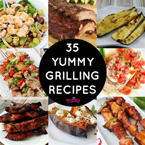 bbq ideas get your grill on 35 yummy grilling recipes taylor