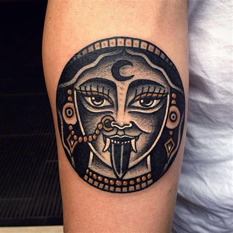 kali tattoo 40 hindu inspired tattoos tattoodo