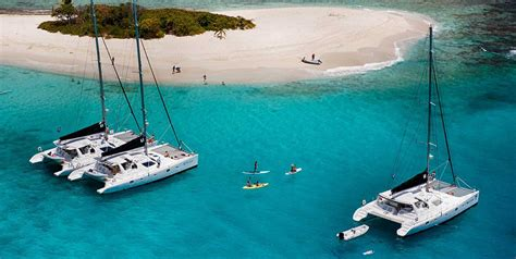 catamaran company bvi irma voyage charters yacht catamaran charter rental and