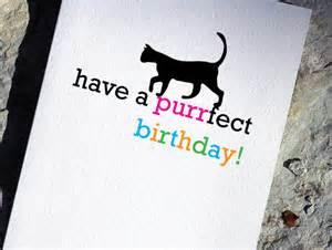 cat birthday card birthday card by heartsgrowfonder on etsy