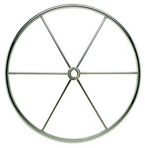 Steering Wheel For Sailboat Stainless Steel Sailboat Wheel 20 36 Inches Marine