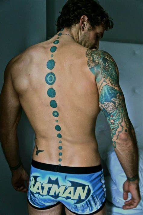 tattoo men spine tattoos for men ideas and designs for guys