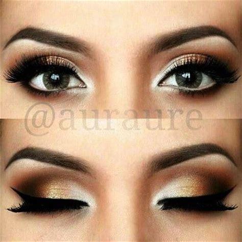 Eyeshadow Bronze estee lauder soft bronze eyeshadow tutorial amazingmakeups