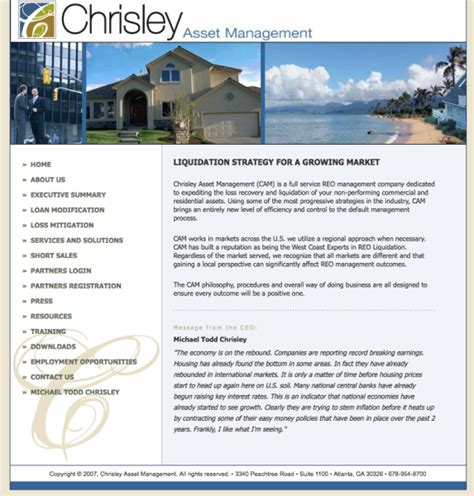 Chrisley House Location by Todd Chrisley Asset Management Crunchbase