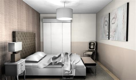 Ambiance Chambre Parentale by Chambre Parentale Cosy 224 Brunoy Mh Deco