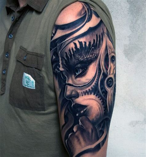 half sleeve tattoos for men cost 60 half sleeve tattoos for manly designs and