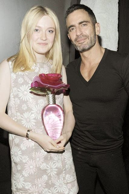 Marc Marc New Muse Miss Dakota Fanning by La Multi Ani Marc La Chic Boutique