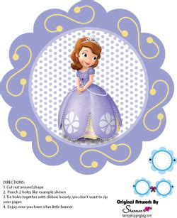 sofia the first printable birthday banner banner 3 sofia the first party decorations free
