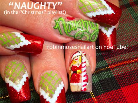 christmas robin nails robin moses nail nail nails nails nails