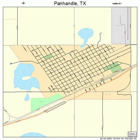 panhandle texas map panhandle texas map 4854960