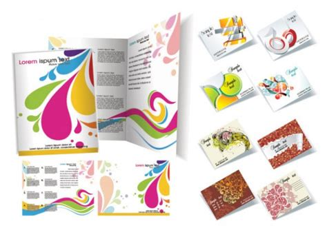 promotional brochure template 25 free brochure vector design templates designmaz