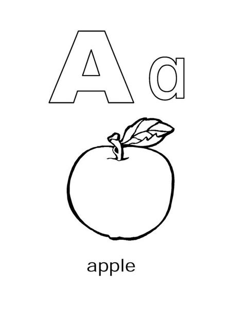 Letter A Coloring Pages - GetColoringPages.com Lowercase Graffiti Bubble Letters