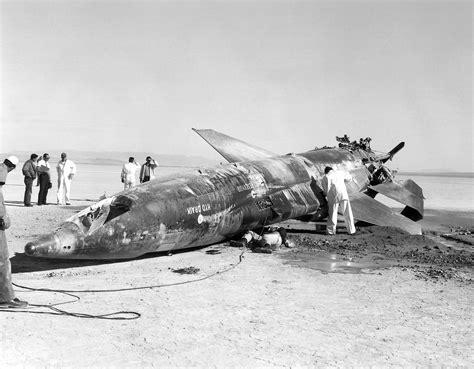 File:X-15 Crash at Mud Lake, Nevada - GPN-2000-000120.jpg ... X 15 Cockpit