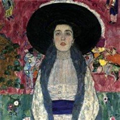biography of adele bloch bauer gustav klimt art nouveau painter viennese secession