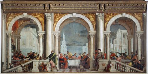 Wedding Feast At Cana Definition by The Politics Of Representation Paolo Veronese Benedetto
