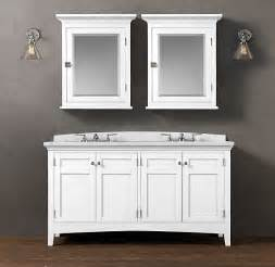 Vanities Restoration Hardware My Restoration Hardware Bathroom Dreams