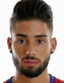 ferreira carrasco hairstyle yannick carrasco player profile 16 17 transfermarkt