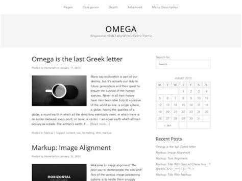 theme wordpress omega top 10 free wordpress themes for december 2014