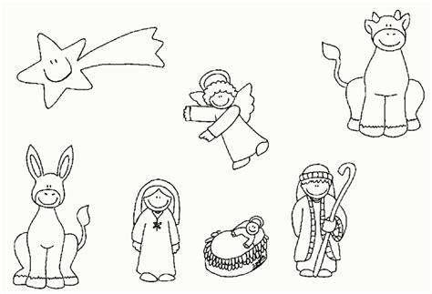 imagenes para dibujar nacimiento jes 250 s te llama dibujos navide 241 os para colorear
