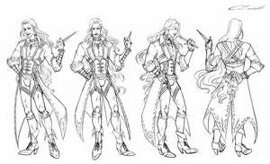 Anime Character Template by Silas Talbot Character Sheet By Meiseki On Deviantart