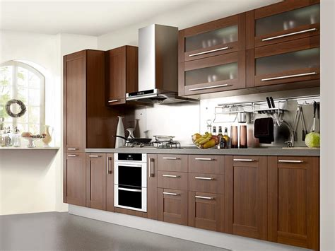 Wood Kitchen Cabinets Modern Wood Kitchen Cabinets And Inspirations Wooden With Glass Doors For Beautiful Savwi