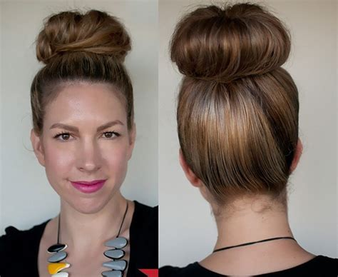hairstyles for greasy wavy hair oily hair bun hairstyles now it s pretty easy to hide