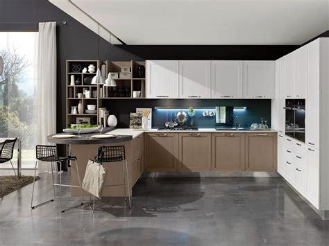 Modern Cabinets For Kitchen by Stosa Cucine Presenta Maxim