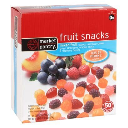 7 up fruit snacks target market pantry mixed fruit snacks 1 61 reg price