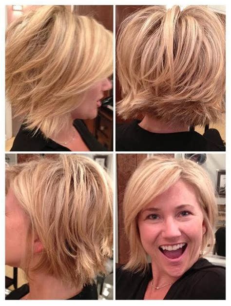 bob haircuts for thin hair pinterest choppy bob haircut for fine hair google search hair