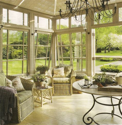 Sun Windows Decor 15 Bright Sunrooms That Take Every Advantage Of Light