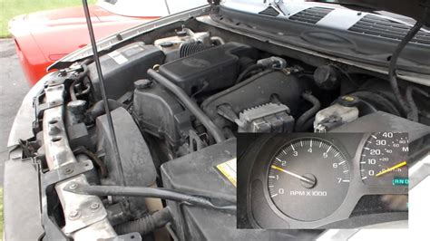 how do cars engines work 2002 chevrolet trailblazer transmission control engine noise chevy trailblazer ls 2002 youtube