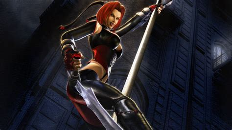 wallpaper bloodrayne video games  deewa