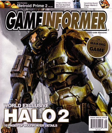 www gameinformer com halo press scans