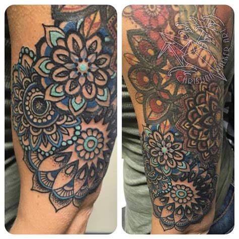 mandala tattoo utah 17 best images about tattoos by christina walker on
