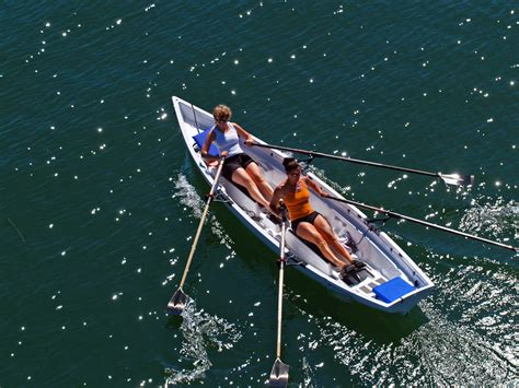 sculling boat for sale whitehall rowing sail whitehall spirit 174 all water