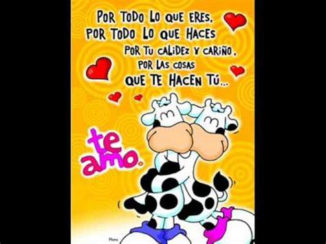 imagenes de amor animadas de vacas 161 felices 8 meses mi amor youtube