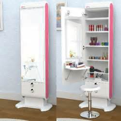 Makeup Vanity Table With Lights Ebay Elegani Makeup Hair Orgnanizer Table Led Lights Closet Vanity Mirror Ebay