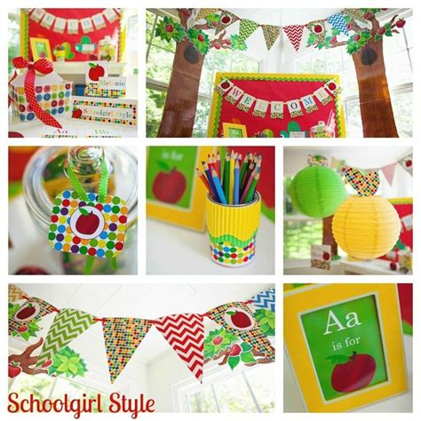 themed classroom decorations 17 best ideas about apple classroom decorations on