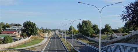 Kaos City And Country 24 aec projects for the lighting of waikato expressway