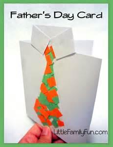 family s day card collage tie