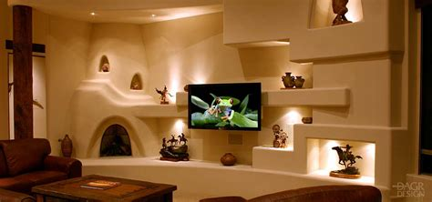 Home Theater Decor by
