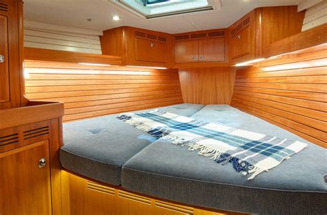 bed on boat gmbh how to get a good night s sleep on board sail magazine
