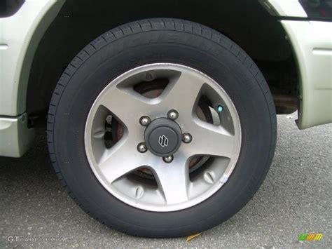 Suzuki Sport Wheels 1997 Suzuki Sidekick Sport Jlx 4 Door 4x4 Wheel Photo