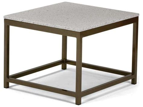 Faux Patio Table Tops by Tropitone Stoneworks Faux Granite 24 Square Solid